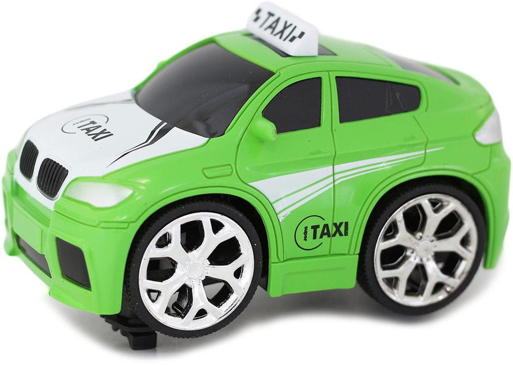 Taiko Zoom Машина на радиоуправлении Такси цвет зеленый