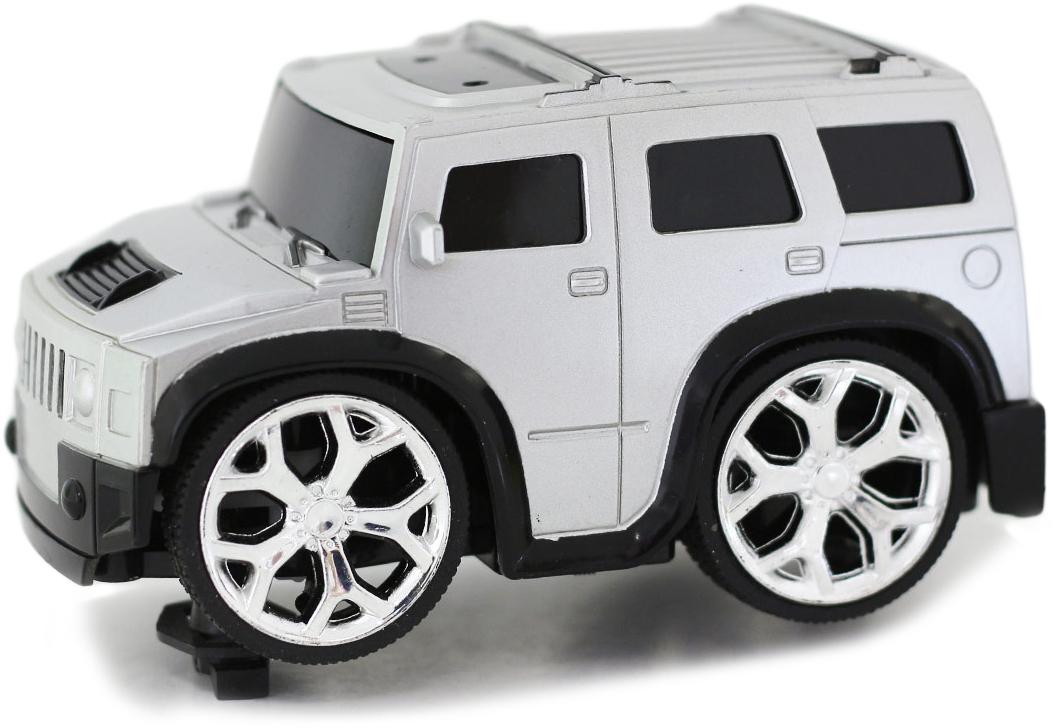 Taiko Zoom Машина на радиоуправлении цвет серый металлик