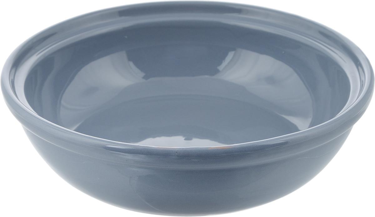 Салатник Борисовская керамика Модерн, цвет: серый, 1 лРАД00000830_серыйСалатник Борисовская керамика Модерн выполнен из высококачественной глазурованной керамики. Этот вместительный салатник придется по вкусу любителям здоровой и полезной пищи. Благодаря современной удобной форме, изделие многофункционально и может использоваться хозяйками на кухне как в виде салатника, так и для запекания продуктов, с последующим хранением в нем приготовленной пищи. Посуда термостойкая. Можно использовать в духовке и микроволновой печи.Диаметр (по верхнему краю): 21 см.Высота стенки: 6 см.