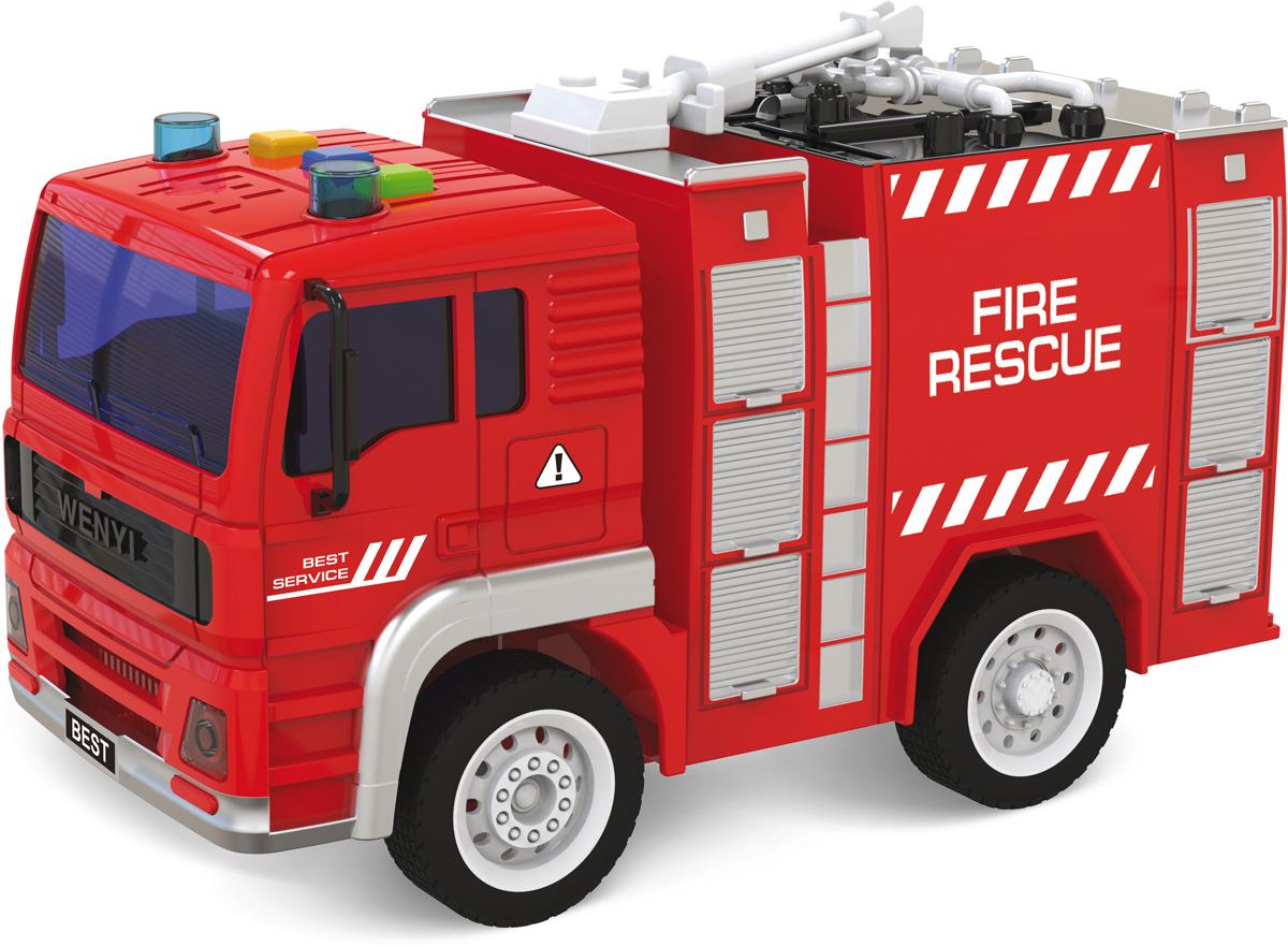 Taiko Zoom Пожарная машина машинки autotime машина bavaria gran turismo пожарная охрана