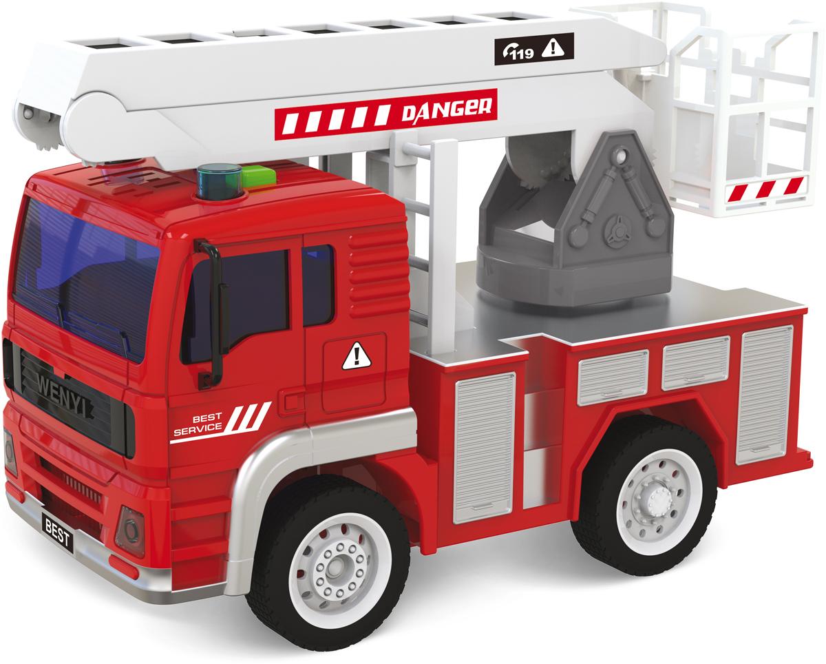 Taiko Zoom Пожарная машина c расклад лестницей машинки autotime машина bavaria gran turismo пожарная охрана