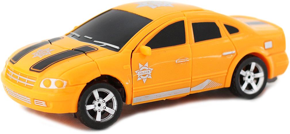TaikoКибербот Робот-транформер цвет оранжевый R0142 Taiko
