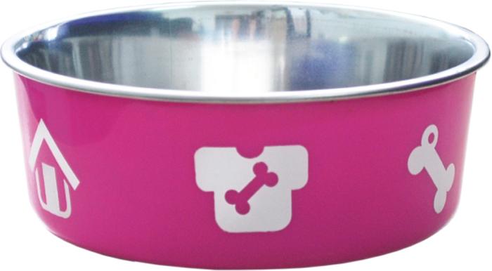 Миска для животных Уют, утяжеленная, 500 мл миска для корма mps maya dispenser
