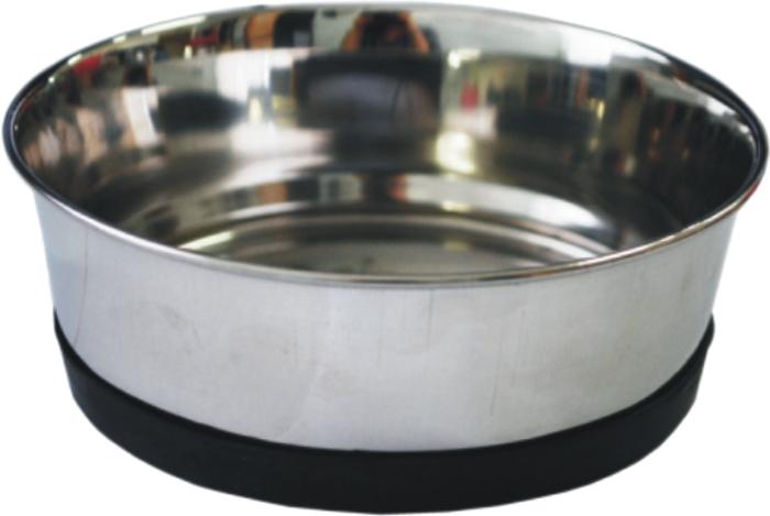 Миска для животных Уют, утяжеленная, нескользящая, 300 млАМР030Миска прочная и долговечная, походит как для корма так и для воды. Легко чистится и моется любым бытовым моющим средством под струей проточной воды. Нескользящая.