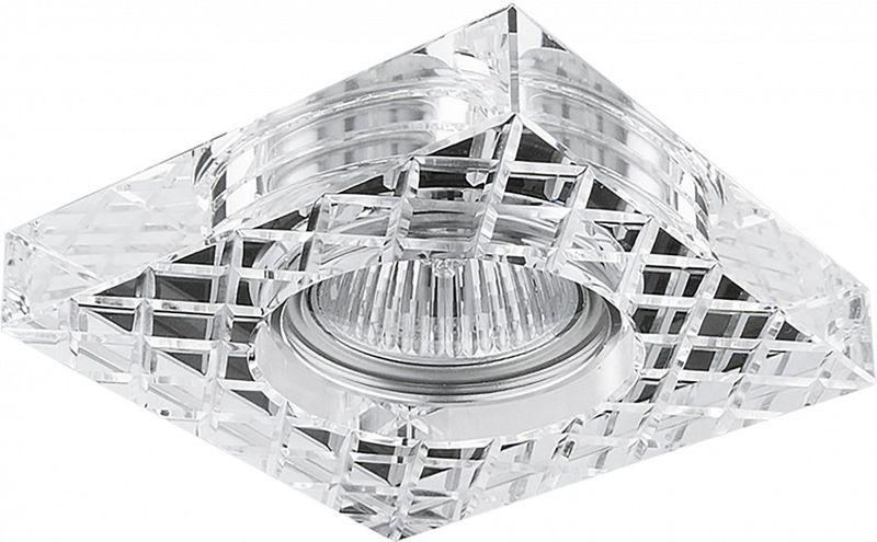 Светильник встраиваемый Lightstar Faceto QUA CR, GU5.3, 50W. LS_006320LS_006320Светильник встраиваемый Lightstar Faceto QUA CR, GU5.3, 50W. LS_006320