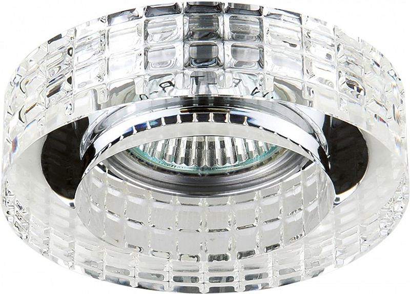 Светильник встраиваемый Lightstar Lei Faceto Cr , GU5.3, 50W. LS_006350LS_006350Светильник встраиваемый Lightstar Lei Faceto Cr , GU5.3, 50W. LS_006350
