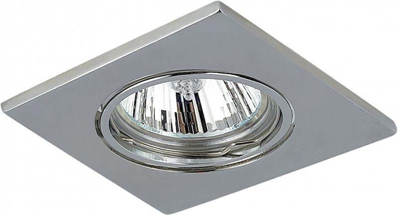 Светильник встраиваемый Lightstar Lega16 Qua, GU5.3, 50W. LS_011934LS_011934Светильник встраиваемый Lightstar Lega16 Qua, GU5.3, 50W. LS_011934