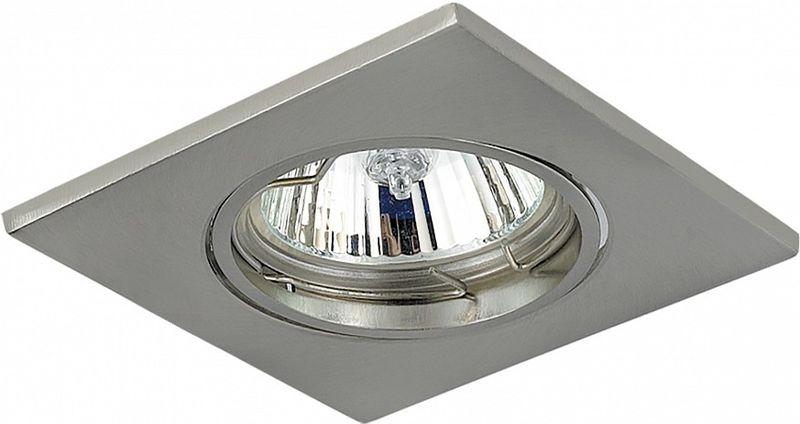 Светильник встраиваемый Lightstar Lega16 Qua, GU5.3, 50W. LS_011935LS_011935Светильник встраиваемый Lightstar Lega16 Qua, GU5.3, 50W. LS_011935