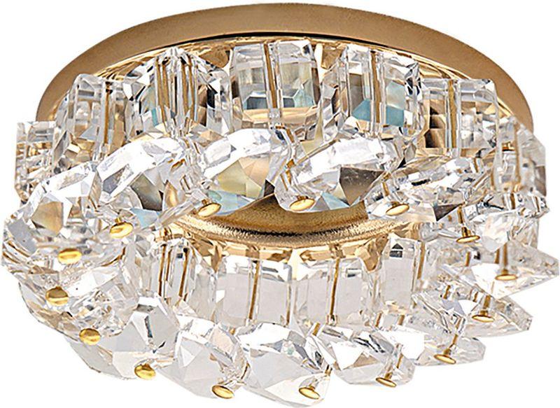 Светильник встраиваемый Lightstar Rocco, GU4, 50W. LS_030502LS_030502Светильник встраиваемый Lightstar Rocco, GU4, 50W. LS_030502