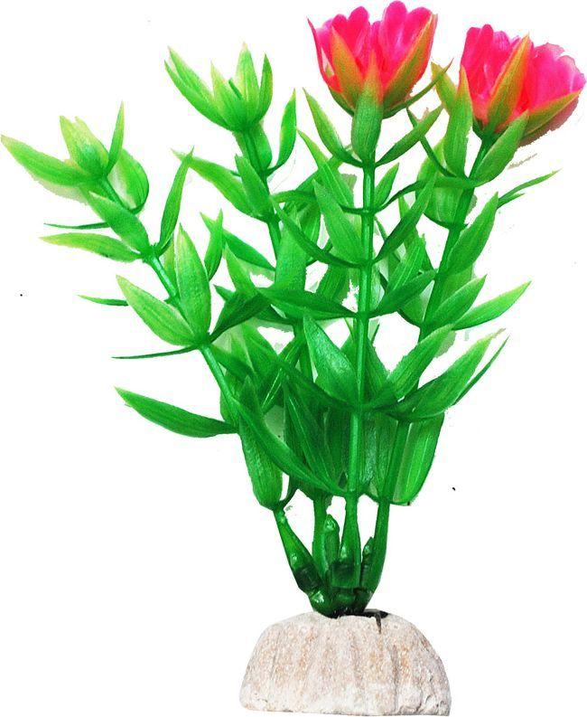 Растение для аквариума Уют Гетерантера зеленая с розовыми цветами, высота 10 смВК101Пластиковое растение для аквариума Уют Гетерантера зеленая с розовыми цветами - отличный аксессуар, который украсит ваш домашний аквариум. Изготовлено из искусственных и полимерных материалов. Безопасно для рыб и других аквариумных обитателей.