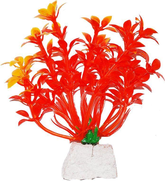 Растение для аквариума Уют Гемиантус оранжевый, высота 10 смВК107Пластиковое растение для аквариума Уют Гемиантус оранжевый - отличный аксессуар, который украсит ваш домашний аквариум. Изготовлено из искусственных и полимерных материалов. Безопасно для рыб и других аквариумных обитателей.