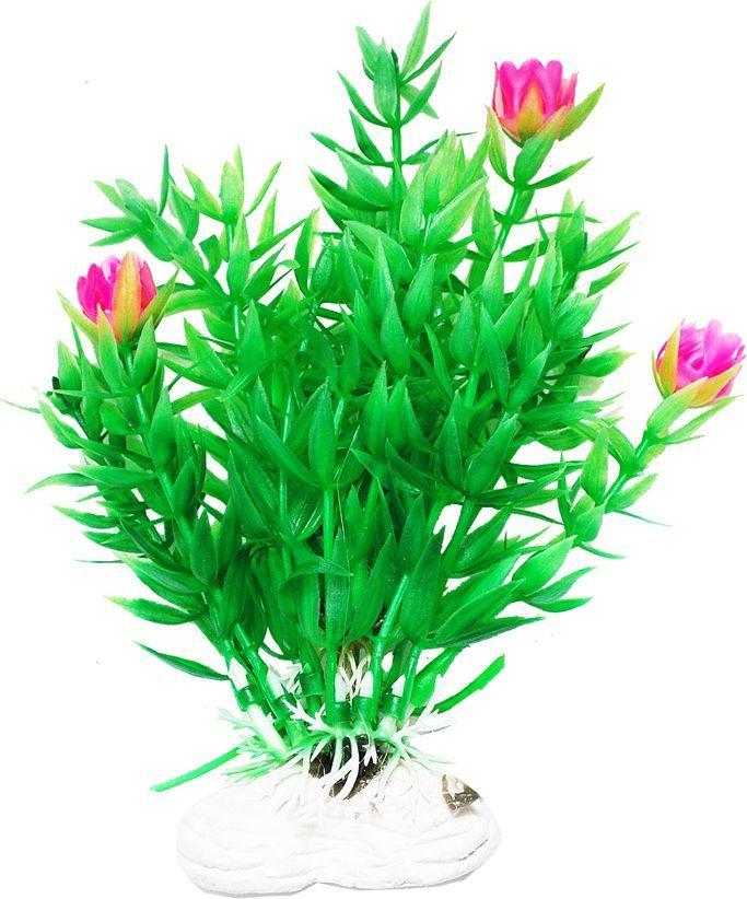 Растение для аквариума Уют Гемиантус с розовыми цветами, высота 11 смВК204Пластиковое растение для аквариума Уют Гемиантус с розовыми цветами - отличный аксессуар, который украсит ваш домашний аквариум. Изготовлено из искусственных и полимерных материалов. Безопасно для рыб и других аквариумных обитателей.