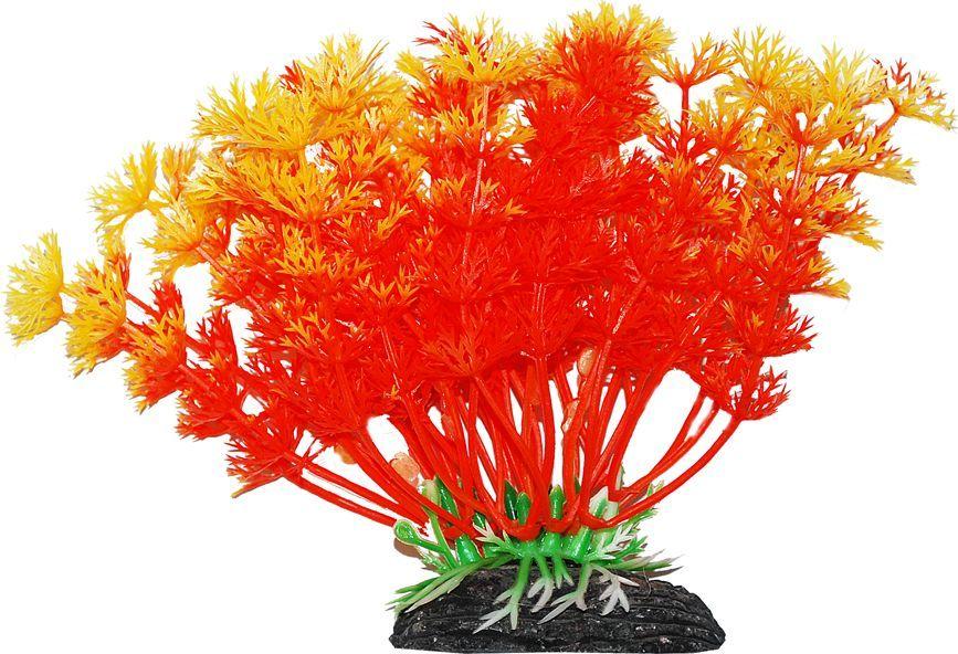 Растение для аквариума Уют амбулия оранжевая, высота 11 смВК223Пластиковое растение для аквариума Уют Амбулия оранжевая - отличный аксессуар, который украсит ваш домашний аквариум. Изготовлено из искусственных и полимерных материалов. Безопасно для рыб и других аквариумных обитателей.