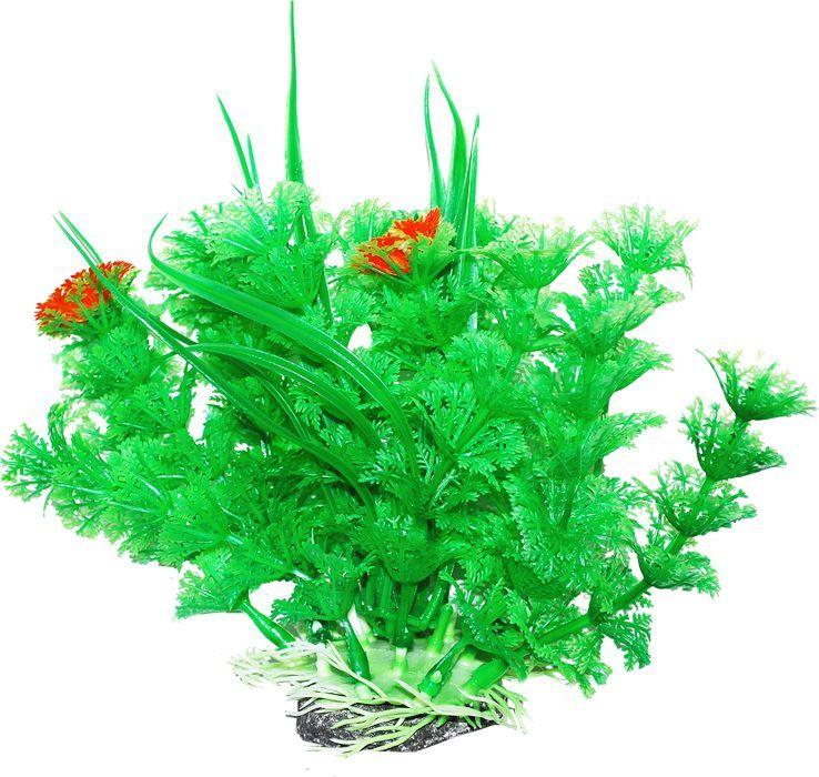 Растение для аквариума Уют Амбулия зеленая с кружевными листьями, высота 12 смВК305Пластиковое растение для аквариума УЮТ - отличный аксессуар, который украсит ваш домашний аквариум. Изготовлено из искусственных и полимерных материалов. Безопасно для рыб и других аквариумных обитателей.