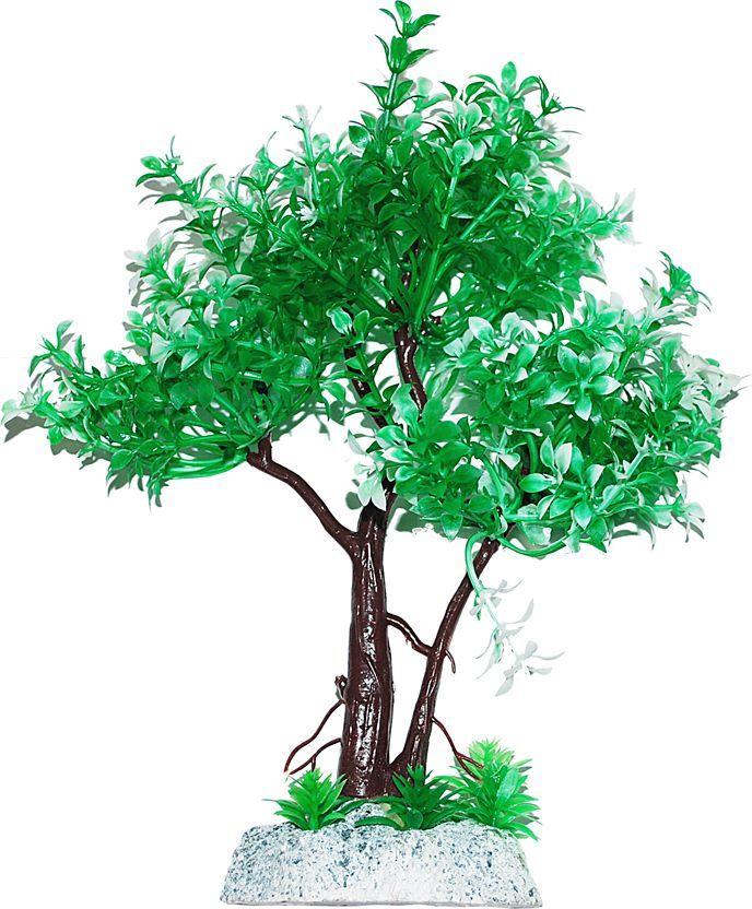 Растение для аквариума Уют Дерево зелено-серебристое, высота 22 смВК412Пластиковое растение для аквариума Уют Дерево зелено-серебристое - отличный аксессуар, который украсит ваш домашний аквариум. Изготовлено из искусственных и полимерных материалов. Безопасно для рыб и других аквариумных обитателей.