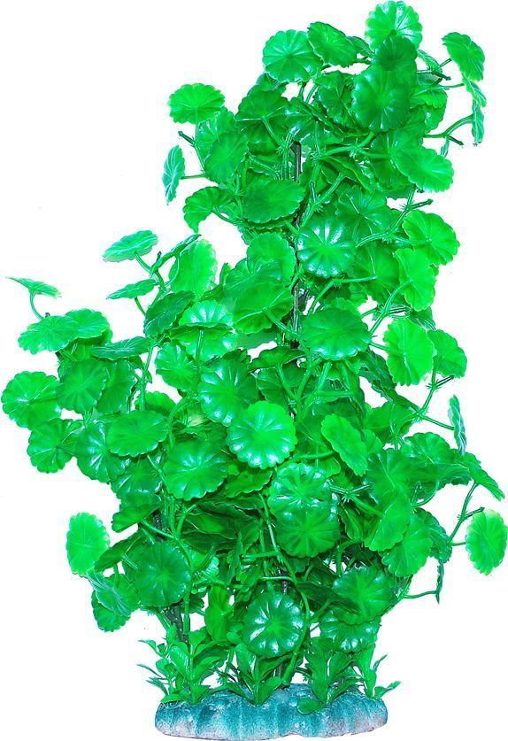 Растение для аквариума Уют Щитолистник зеленый, высота 44 см уют