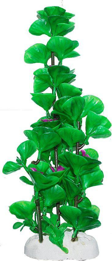 Растение для аквариума Уют композиция Щитолистник с фиолетовыми цветами, 22-24 смВК803Пластиковое растение для аквариума УЮТ - отличный аксессуар, который украсит ваш домашний аквариум. Изготовлено из искусственных и полимерных материалов. Безопасно для рыб и других аквариумных обитателей.