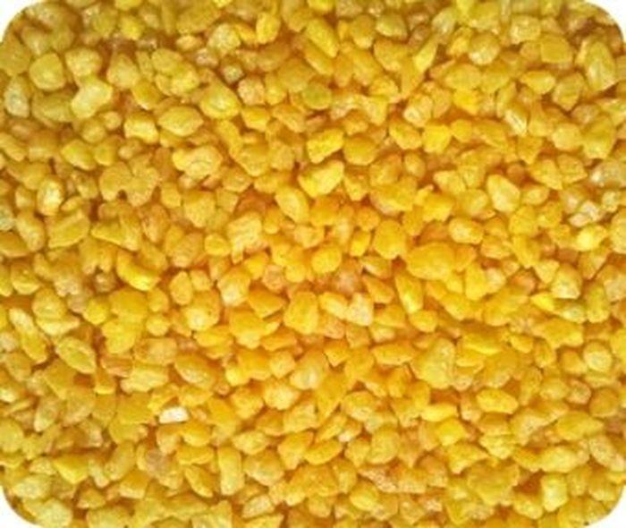 Грунт для аквариума Уют, натуральный, мраморная крошка, цвет: желтый, 2-5 мм, 2 кгГУ-39Натуральный грунт УЮТ станет украшением для вашего аквариума.