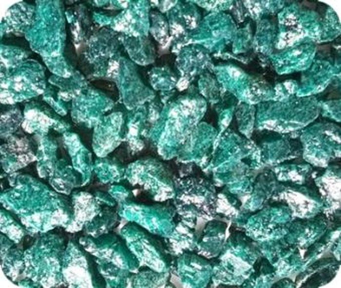 Грунт для аквариума Уют, натуральный, мраморная крошка, цвет: изумрудный, 5-10 мм, 2 кгГУ-47Натуральный грунт УЮТ станет украшением для вашего аквариума.