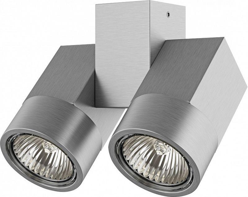 Светильник на штанге Lightstar Illumo X2, 2 х GU10, 50W. LS_051039LS_051039Светильник на штанге Lightstar Illumo X2, 2 х GU10, 50W. LS_051039