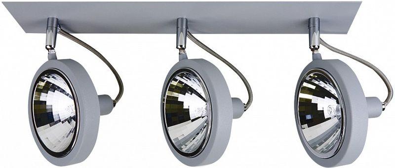 Спот Lightstar Varieta 9, 3 х G9, 40W. LS_210339 lightstar люстра lightstar torcia 10х40w g9 белый ls 780100