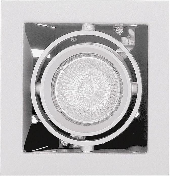Светильник встраиваемый Lightstar Cardano, GU5.3, 50W. LS_214010LS_214010Светильник встраиваемый Lightstar Cardano, GU5.3, 50W. LS_214010