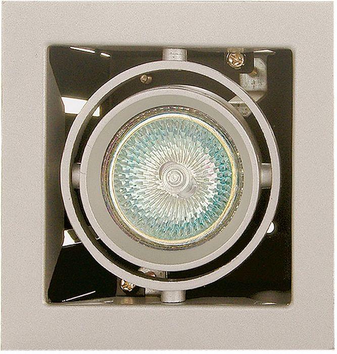 Светильник встраиваемый Lightstar Cardano, GU5.3, 50W. LS_214017LS_214017Светильник встраиваемый Lightstar Cardano, GU5.3, 50W. LS_214017