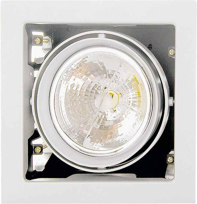 Светильник встраиваемый Lightstar Cardano, G53, 75W. LS_214110LS_214110Светильник встраиваемый Lightstar Cardano, G53, 75W. LS_214110