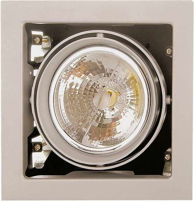 Светильник встраиваемый Lightstar Cardano, G53, 75W. LS_214117LS_214117Светильник встраиваемый Lightstar Cardano, G53, 75W. LS_214117