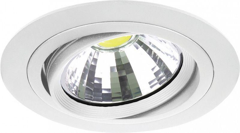 Светильник встраиваемый Lightstar Intero 111, G53, W. LS_214316LS_214316Светильник встраиваемый Lightstar Intero 111, G53, W. LS_214316