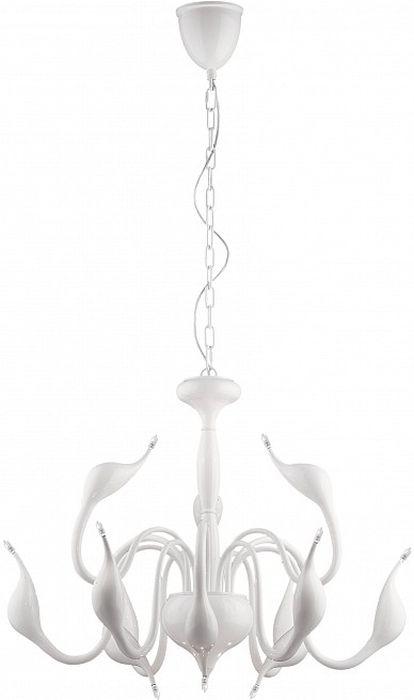 Люстра подвесная Lightstar Cigno Collo, 12 х G4, 20W. LS_751126751126Люстра подвесная Lightstar Cigno Collo, 12 х G4, 20W. LS_751126