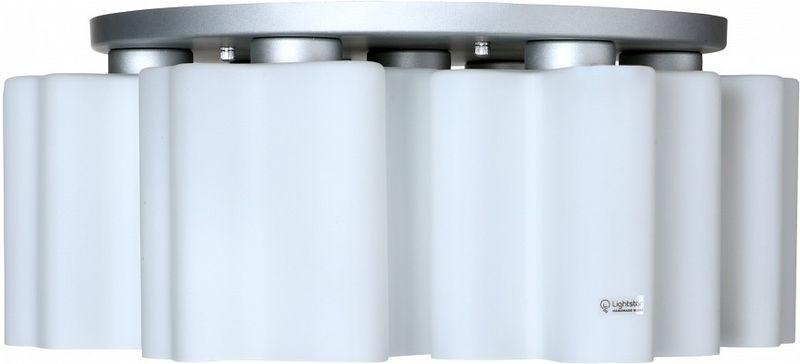 Люстра потолочная Lightstar Nubi, 7 х E27, 40W. LS_802070LS_802070Люстра потолочная Lightstar Nubi, 7 х E27, 40W. LS_802070