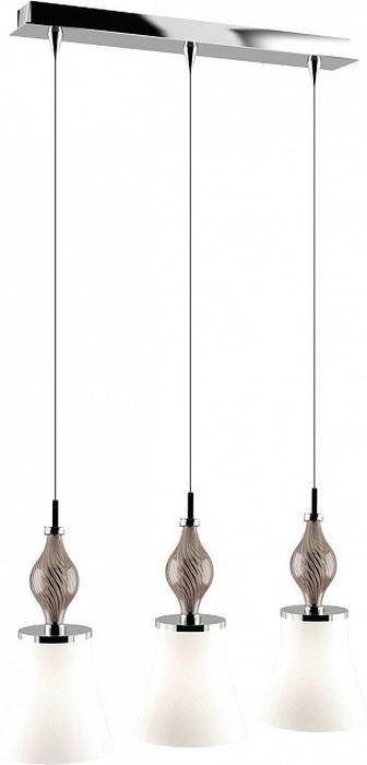 Светильник подвесной Lightstar Simple Light, 3 х E14, 40W. LS_806030LS_806030Светильник подвесной Lightstar Simple Light, 3 х E14, 40W. LS_806030