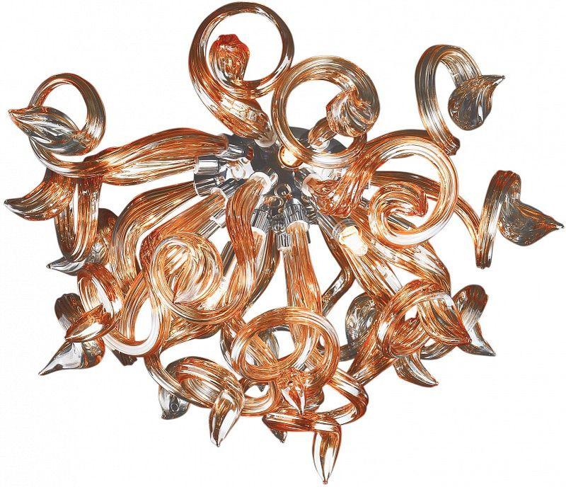 Светильник накладной Lightstar Medusa, 5 х G9, 40W. LS_890653LS_890653Светильник накладной Lightstar Medusa, 5 х G9, 40W. LS_890653