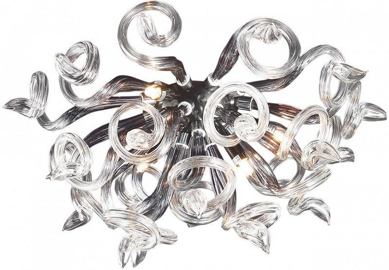 Светильник накладной Lightstar Medusa, 5 х G9, 40W. LS_890659LS_890659Светильник накладной Lightstar Medusa, 5 х G9, 40W. LS_890659