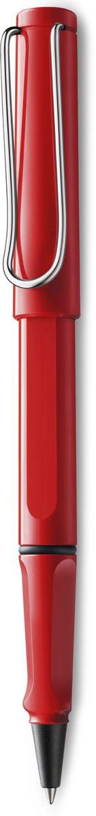 Lamy Safari Ручка-роллер 316 M63 синяя цвет корпуса красный4001104LAMY safari Самая популярная ручка бренда LAMY. Создана в 1980 году в коллаборации с дизайнерами и психологами специально для подростков. Сейчас трудно найти в Европе школу или университет, где не писали бы LAMY safari. В 80-е дизайн этой ручки многим казался немного странным, ни на что непохожим, что, вероятно, и привлекло молодежь, которую уже не устраивал традиционный дизайн обычных ручек. LAMY safari хорошо показала себя в деле: ее эргономика такова, что рука не устает даже от долгого письма. Сейчас этими ручками пишут и рисуют, а также их коллекционируют – помимо широкой гаммы постоянных цветов, каждый год выходит лимитированный выпуск ручек в самом модном цвете. Выполнена из прочного ABS пластика. Эргономичный хват, позволяющий пальцам принять правильное положение при письме. Металлический клип на колпачке напоминает по форме канцелярскую скрепку.Чернильный роллер пишет мягко и почти без нажима - подобно перьевой ручке, но прост в обращении, как шариковая, т.к. при письме чернила подаются на бумагу с помощью шарика на конце стержня. Используется со стержнями LAMY М63. Дизайн: Вольфганг Фабиан История бренда LAMY насчитывает более 80-ти лет, а его философия заключается в слогане Дизайн. Сделано в Германии. Компания получила более 100 самых престижных дизайнерских наград. Все пишущие инструменты LAMY производятся на фабрике в Гейдельберге (Германия).