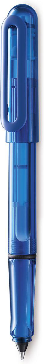 Lamy Balloon Ручка-роллер 311 T11 синяя цвет корпуса синий4029786Чернильный роллер, заправляющийся картриджами с интегрированным пишущим узлом. Прочный и легкий корпус из целлидора – органического пластика, на 45% состоящего из целлюлозы. Кончик пишущего узла картриджа изготовлен из нержавеющей стали, мягкое скольжение которого гарантирует комфортное письмо. Отстирывающиеся чернила. Эргономичный хват с небольшими выемками для правильного положения пальцев при письме. Эластичный клип для крепления к карману или к обложке тетрадей и ежедневников. Прозрачный корпус зеленого цвета. Используется с картриджами LAMY T11 синего цвета Поставляется в подарочной коробке. Дизайн: Вольфганг Фабиан История бренда Lamy насчитывает более 80-ти лет, а его философия заключается в слогане Дизайн. Сделано в Германии. Компания получила более 100 самых престижных дизайнерских наград. Все пишущие инструменты Lamy производятся на фабрике в Гейдельберге (Германия).