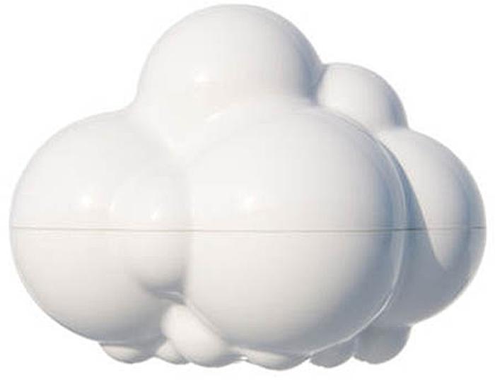 Moluk Игрушка для ванной Плюи Тучка цвет белый нечегонадеть брошь тучка
