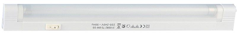 Светильник накладной Lightstar TL2001-1, G5, 35W. LS_310352LS_310352Светильник накладной Lightstar TL2001-1, G5, 35W. LS_310352