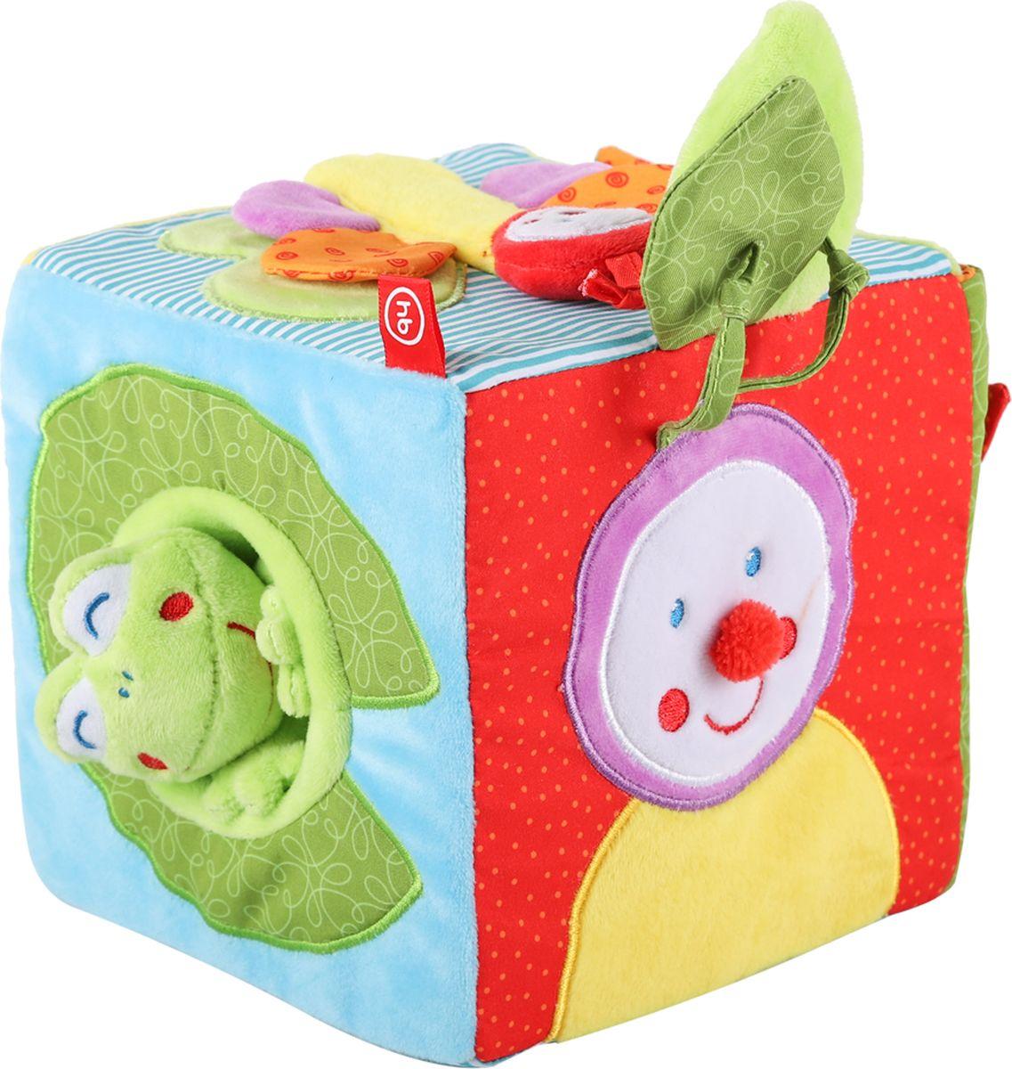 Happy Baby Развивающая игрушка IQ-Cube