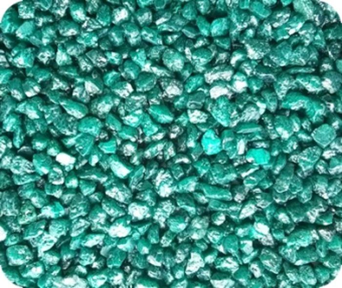 Грунт для аквариума Уют, мраморная крошка, цвет: изумрудный, 2-5 мм, 10 кгГУ-46/10Натуральный природный грунт Уют прекрасно подходит для применения в пресноводных аквариумах, а также в палюдариумах и террариумах. Грунт является субстратом для укоренения водных растений и служит неотъемлемой частью естественной среды обитания рыб. Безопасен для всех видов рыб.