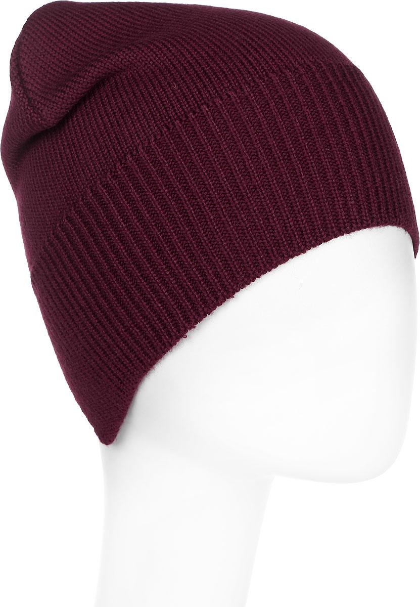 Шапка женская Paccia, цвет: зеленый. NR-21703-5. Размер 55/58NR-21703-5Женская шапка-бини Paccia выполнена из шерсти с добавлением акрила. Эта шапка не только согреет в холодную погоду, но и стильно дополнит ваш образ.