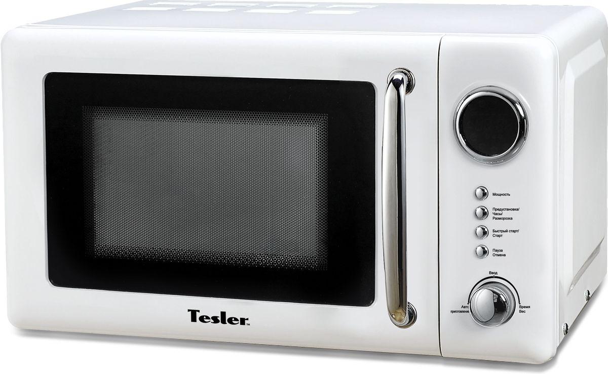 Tesler ME-2052, White микроволновая печь