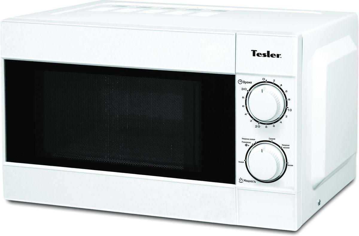 Tesler MM-1714, White микроволновая печь