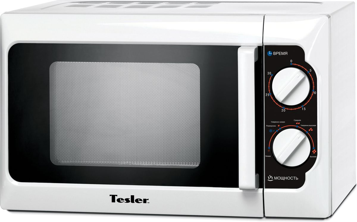 Tesler MM-1715, White микроволновая печь