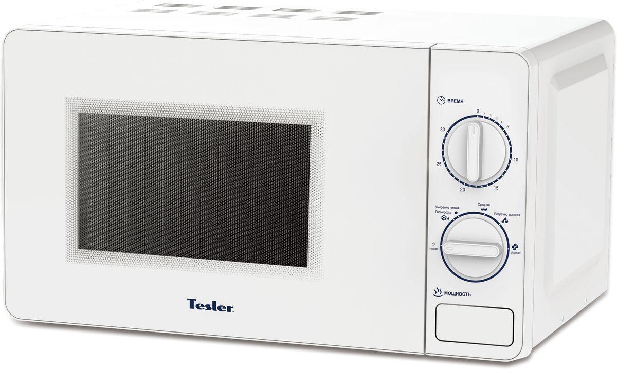 Tesler MM-2035, White микроволновая печь