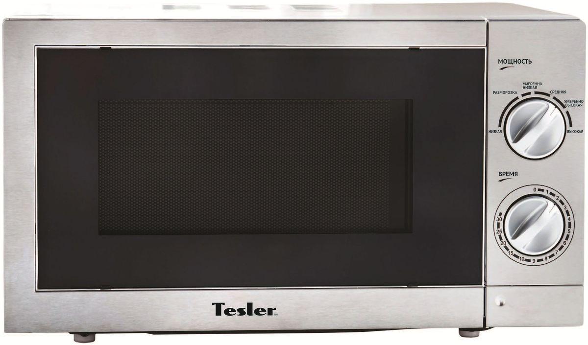 Tesler MM-2055, Silver микроволновая печь - Микроволновые печи