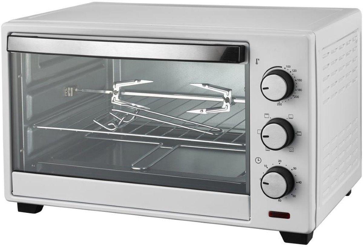Tesler EOG-2900, White мини-печь - Мини-печи