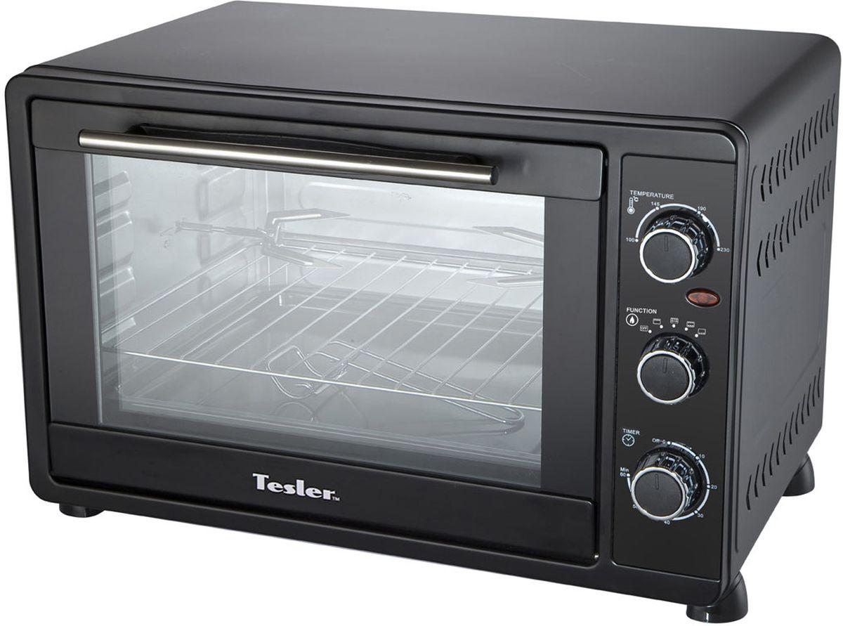 Tesler EOG-4500, Black мини-печь - Мини-печи
