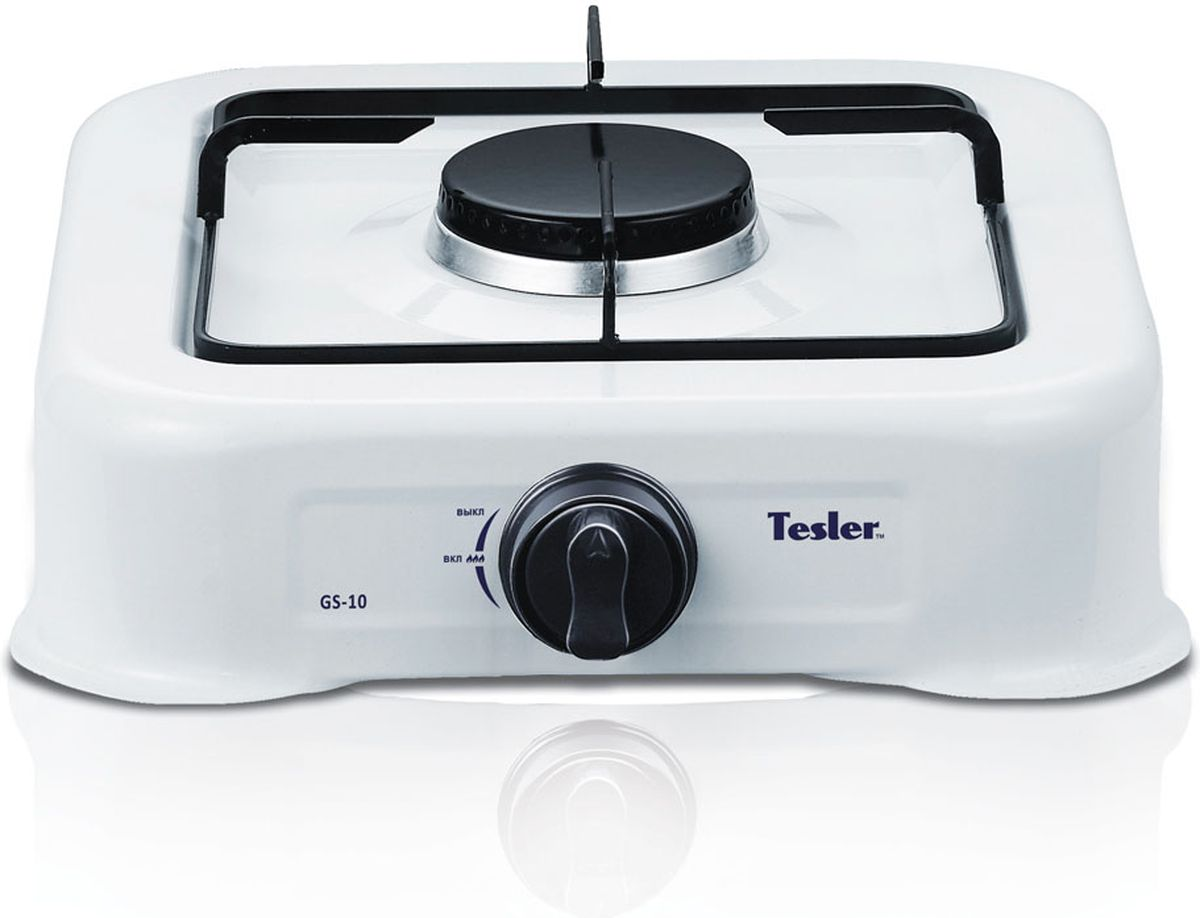 Tesler GS-10, White плитка газовая
